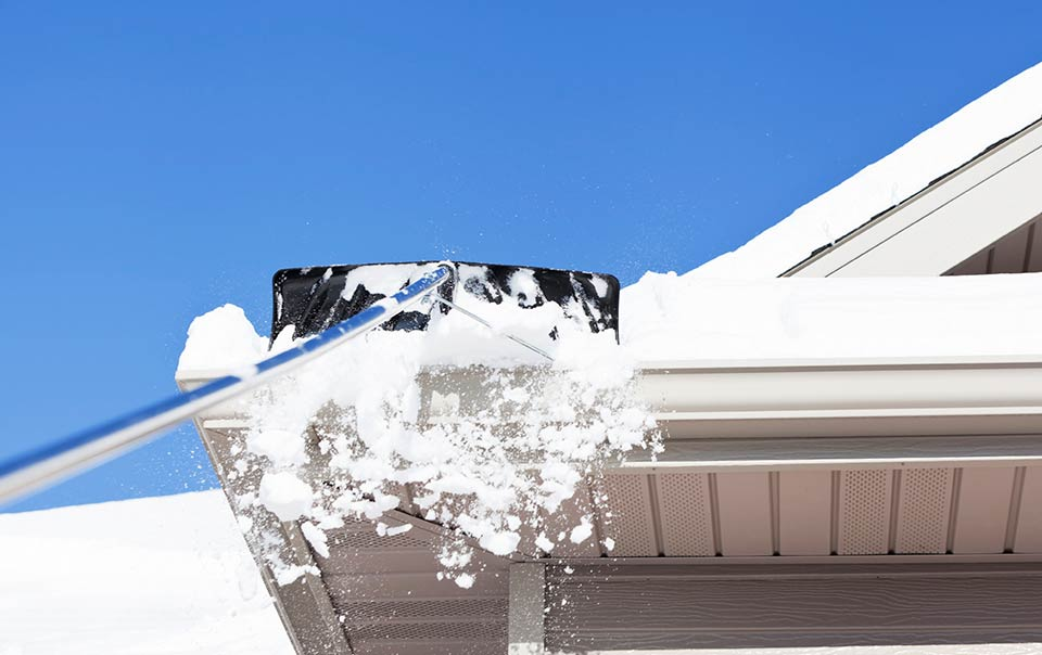 Roof Snow Removal Tips Equinox Agency